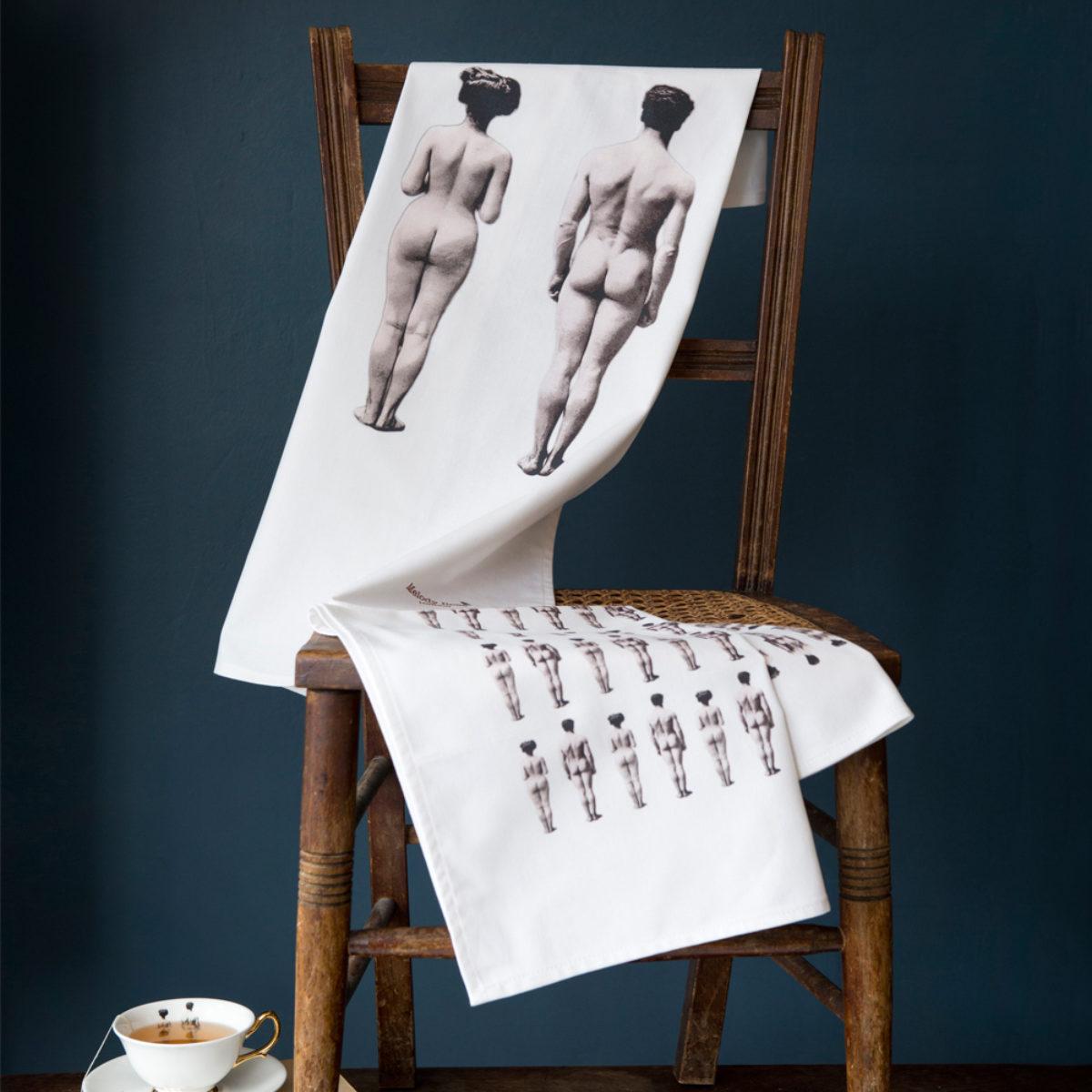 Melody Rose Models Tea towels